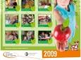 Plakat kalendarz 2009